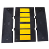 Traffic Calming Rubber Speed Hump (L900xL500xH50mm) for speed limit of (30 km/hr.)