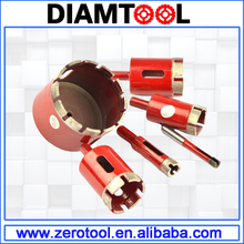 Dismountable Core Bit for Stone Promotion