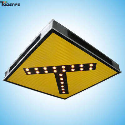 Solar LED Intersection sign