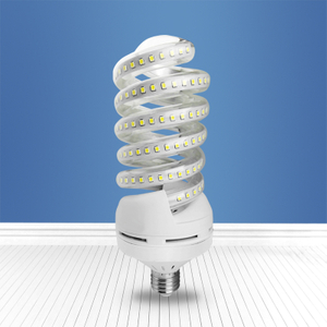 24w spiral E14 JingYing Led Glass LED Light Bulb
