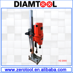 Diamond Core Machine for Drilling Sand
