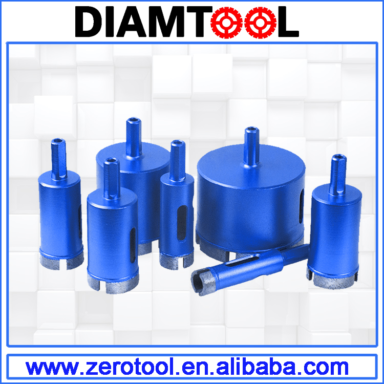 Customized Circular Drill Bit- Diamond Core Bit for Stone