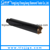 Steel Core Drill Bit Diamond Tip Drill Bit with Segement