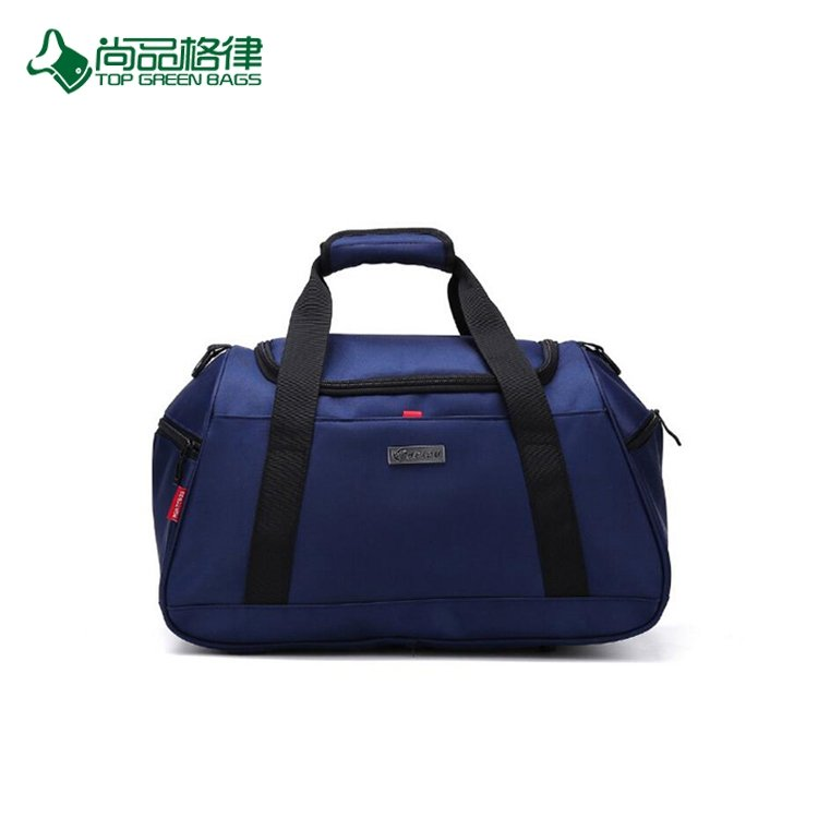 ee667d980 Promotion High Quality Custom Polyester Waterproof Duffel Bag Sport Travel  Bag Carrying Case with Shoe Compartment