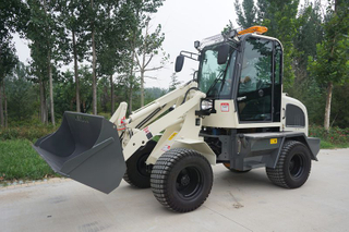CE 800kg small wheel loader zl08,front end loader