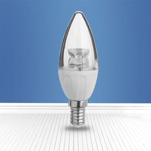 3000k C37 5W E14 LED Candle Lamp JINGYING LED