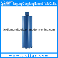 Customized Length Laser Welding Diamond Core Drill Bits
