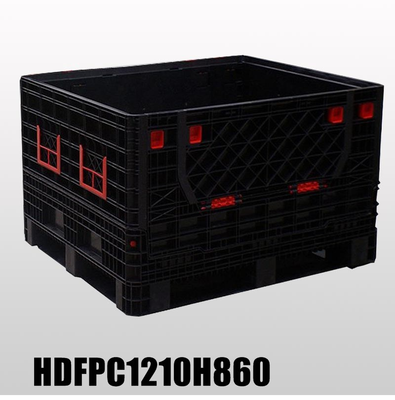 Foldable Pallet Container 1200*1000*860mm