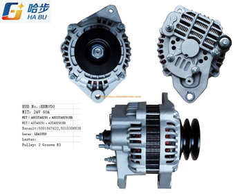 Alternator for Renault Trucks A3ta8291 Lra3350,HBM050