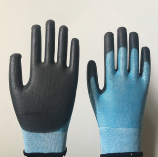 15G cut resistance gloves level 2