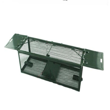 Double Door, Collapsible Mouse Catch Trap, Small Animal Trap Cage