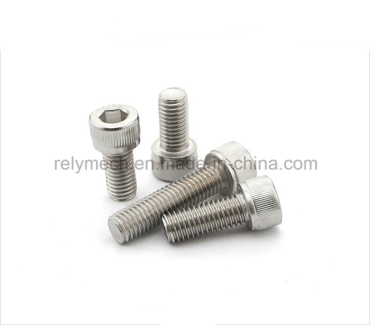 Stainless Steel Cup Head Screw/ Hex Socket Screw M2-M3