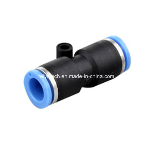 PU Union Straight Air Fitting/Plastic Fitting