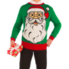 PK17CS012YF OEM factory child christmas clothing christmas jumper sweater