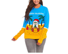 PK1808HX Men and Ladies Ugly Christmas sweater