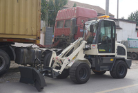 wheel loader zl08 with CE approved