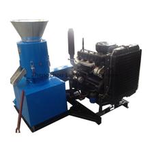 CE Diesel Engine Wood Pellet Making Machine for Home Using