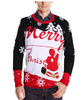 PK1806HX Funny Ugly Christmas Sweater Crewneck Sweater