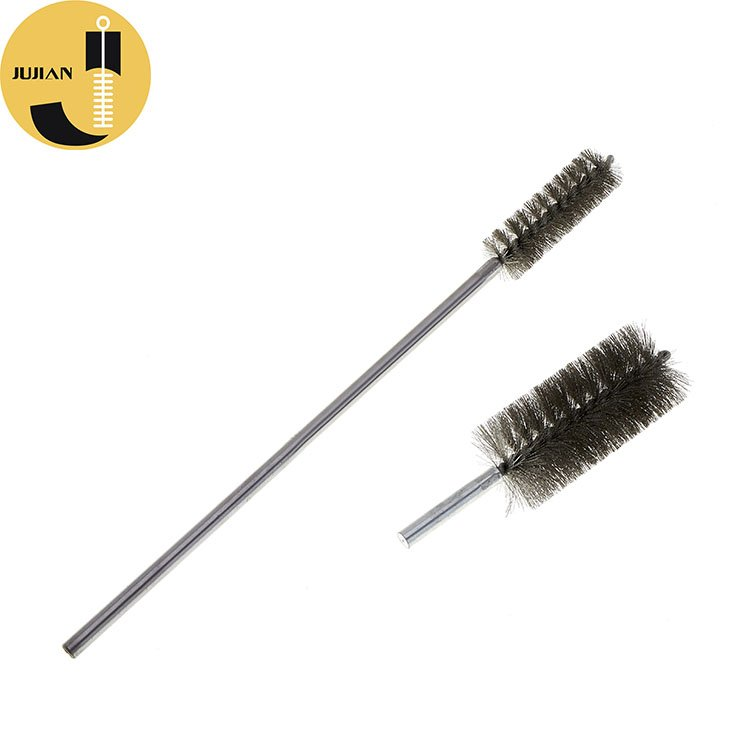 T23 Stainless Wire Tube Brush with Shaft