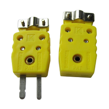 Miniature Connector with Cable Clamp (ZZ-M02C, Type K)