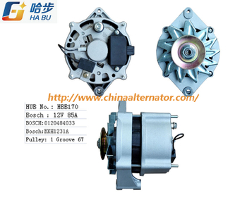 Bosch Alternator for Holden, 0120484033, Bxh1231A HBB170
