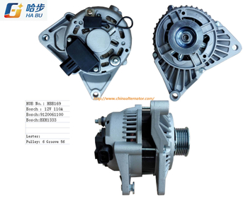Australia Car Alternator for Holden, Bxh1333 HBB169