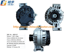 Alternator for Chevrolet Lester 11047 Sg10s039