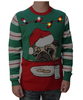 PK1861HX Ugly Christmas Sweater Light Up Pullover