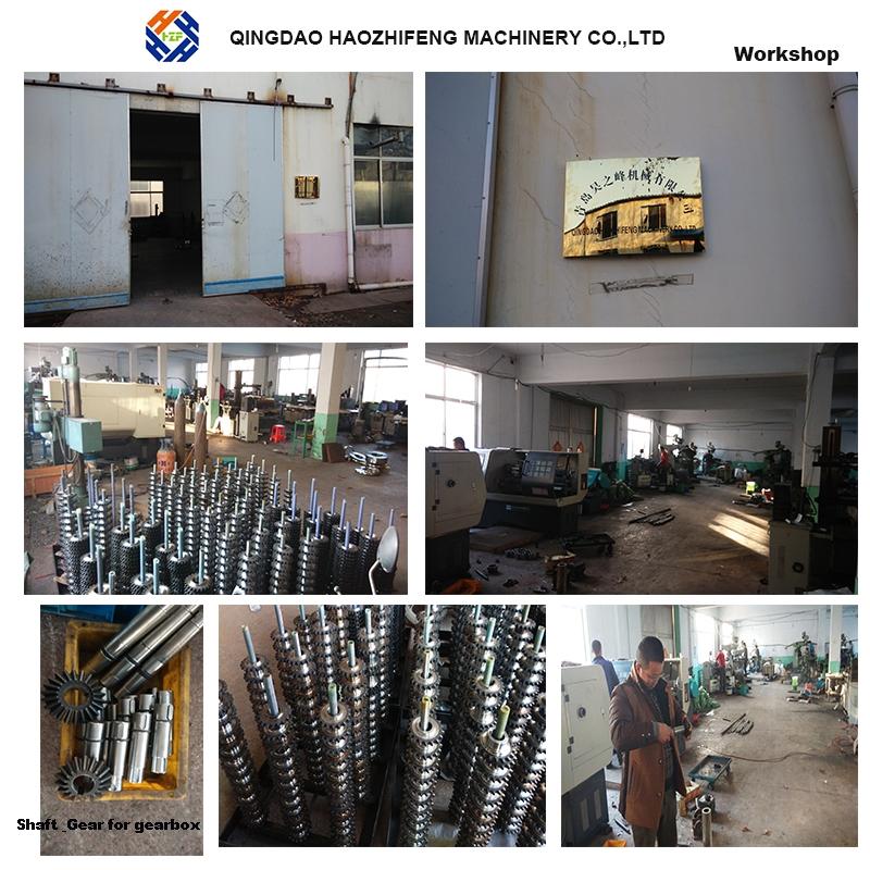QINGDAO HAOZHIFENG workshop
