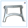 Aluminum die casting bench ends