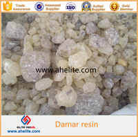 Natural damar resin for flexo ink