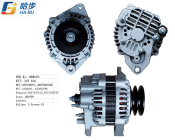China Alternator for Renault Trucks A3ta8291 Lra3350,HBM050