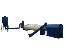 High Efficiency Sawdust Drum Dryer for Sale