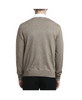 PK18A41HX Men's Cashmere Wool Blend Relaxed V-Neck Sweater