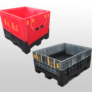 Collapsible Pallet Containers