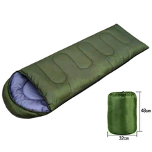 Comfortable Smooth Body Sleeping Bag With Siamese Hat