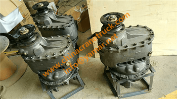 Customer order gear reducer for XCMG 70 ton truck crane