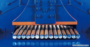 Steel Bar Shearing & Sorting Lines