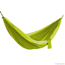 China Supply Outdoor Leisure Cotton Parachute Garden Hammock