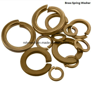 Stainless Steel 201/304/316/Zinc Plated/Black Oxide Spring Washer