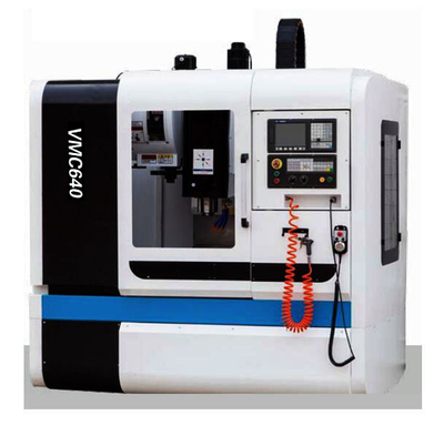 VMC640 CNC Milling Machine Vertical Machining Center