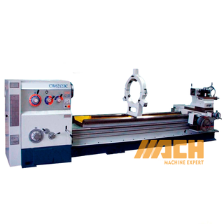CW62123C Big Bore Universal Gap Bed Horizontal Metal Lathe