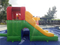 RB3061(3.6x3x2.5m) Inflatables Bouncer With Small Slide For Birthday Party