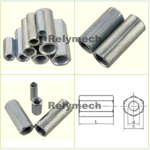 Cylinder Head Round Coupling Nut/Hex Coupling Nut/Long Nut/Heavy Nut