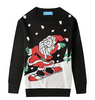 PK1824HX Ugly Christmas Sweater Crewneck Pullover