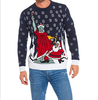PK1852HX Men's Ugly Christmas Sweater