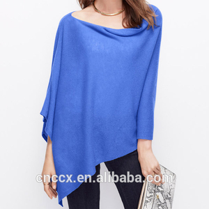 16STC5103 spring summer cashmere poncho