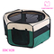 Portable Pet Playpen with Six Panels