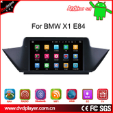 "BMW X1 E84 8"" Android 9.0 Gps Navigation Multimedia + I-Drive Blue Aay Anti-glare And Anti-glare"
