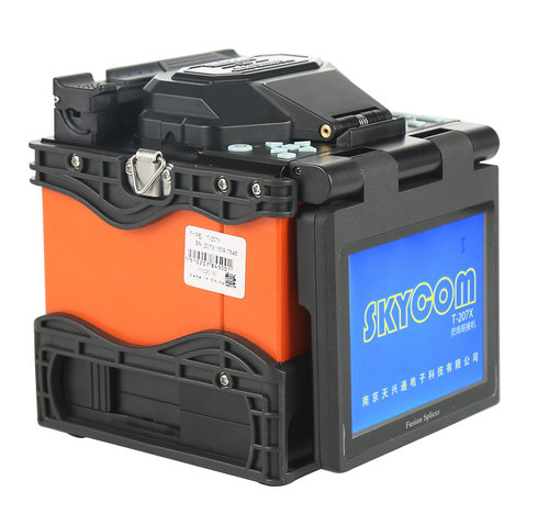 SKYCOM Core to Core Optical fiber Fusion Splicer T-207X